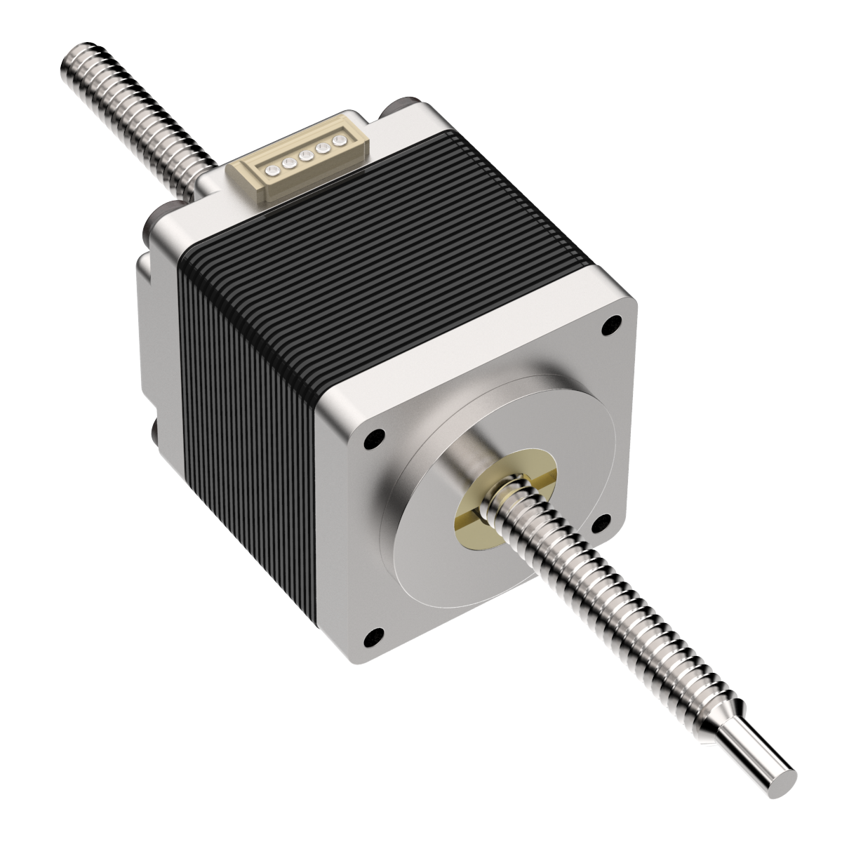 Stepper Motor Linear Actuator - Non-Captive - SMA-11DN-018050-12V